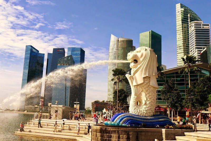 5 Spot Wisata yang Lagi Hype di Singapura