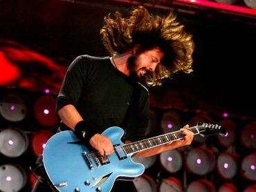 Dave Grohl, Cinta Pertama Saya Pada Musik Rock