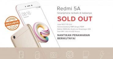 Spekulasi Makhluk Sakit Hati yang Nggak Kebagian Flash Sale Xiaomi Redmi 5A