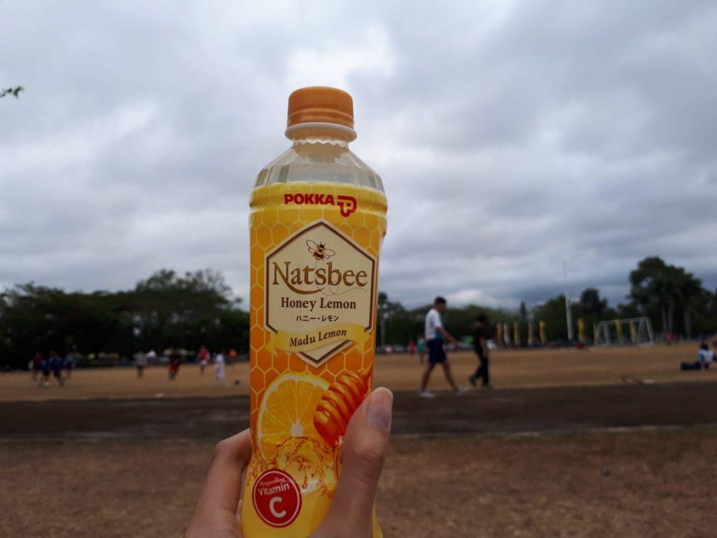 Natsbee Honey Lemon Sehat Asik Tanpa Toxic