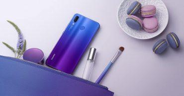 HUAWEI nova 3i smartphone impian tahun 2018