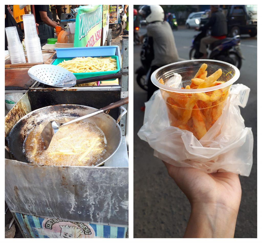 Pasar Takjil di Malang